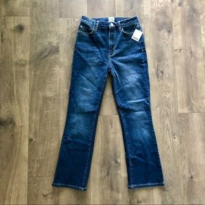 BDG Urban Outfitters High Waist Cropped Jeans 25